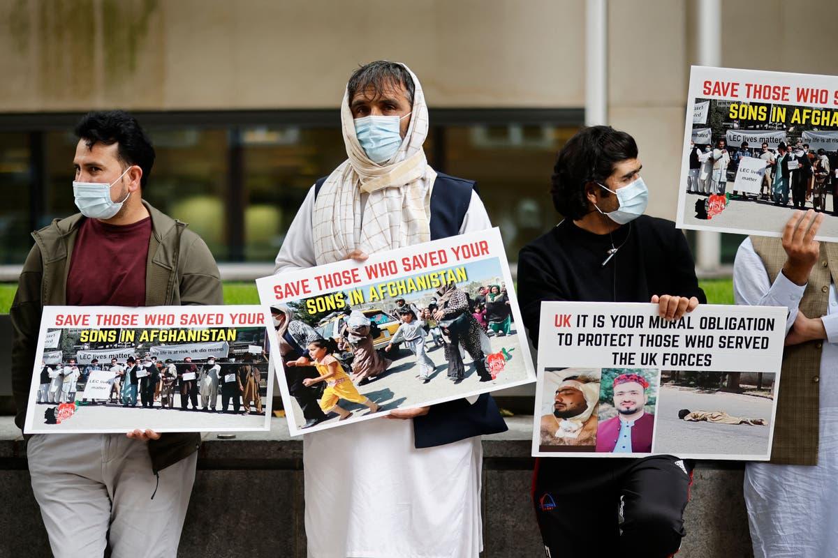 MPs slam 'shameful' Afghan resettlement delays as 11,000 refugees remain in hotels