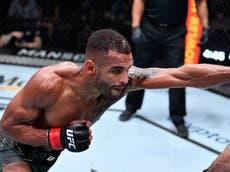 British UFC welterweight Danny Roberts recaps narrow win over Ramazan Emeev