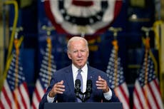 Biden to announce $100 million spending at ASEAN summit