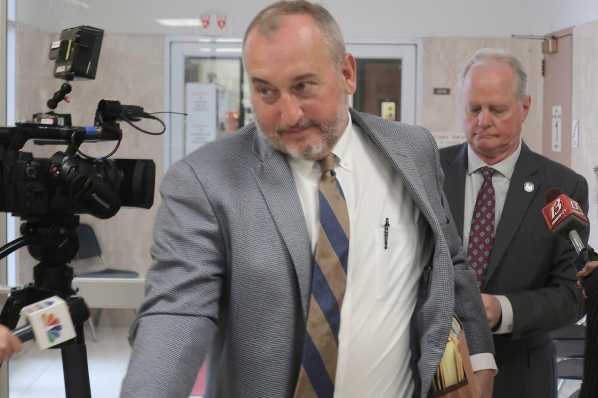 Ex-Kansas Senate leader pleads no contest to DUI