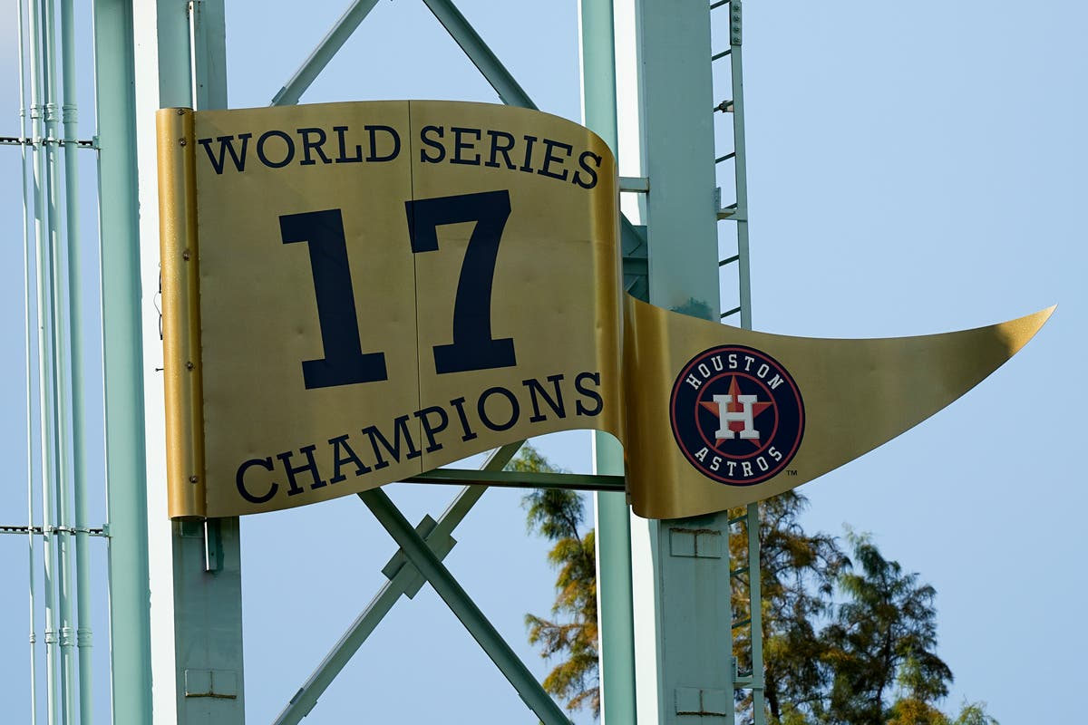 Vilified in sports world, Astros begin another World Series