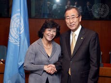 Former top UN official appointed next UN envoy for Myanmar
