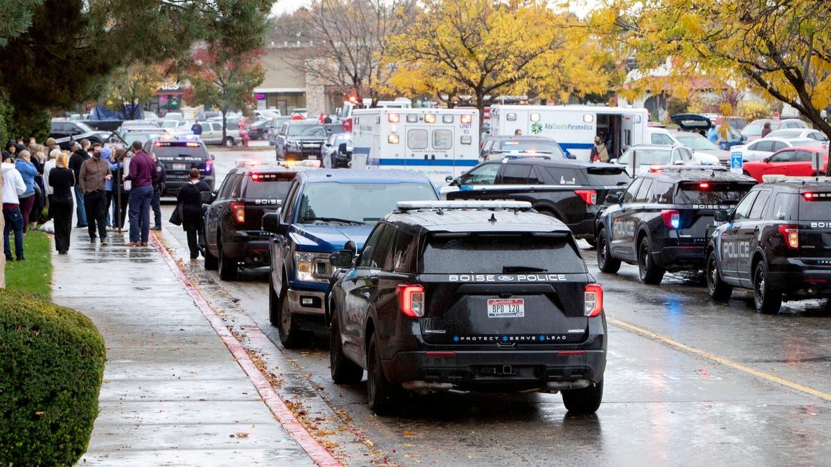 'We've got to run' -- Idaho mall shooting leaves 2 morte