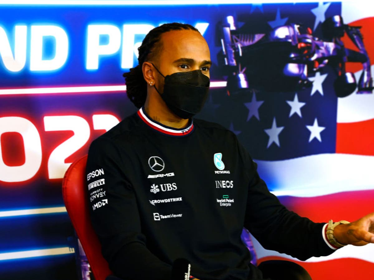 Lewis Hamilton backed by Danica Patrick to bounce back in title race after US GP