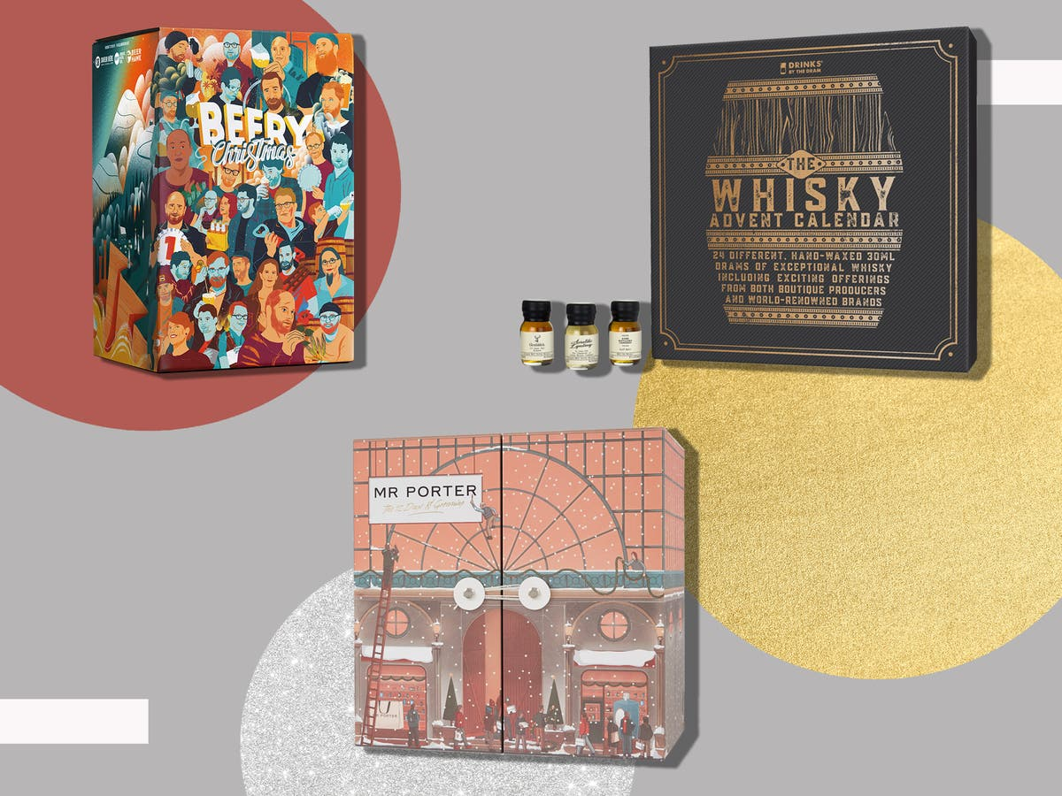 The advent calendars the man in your life will love