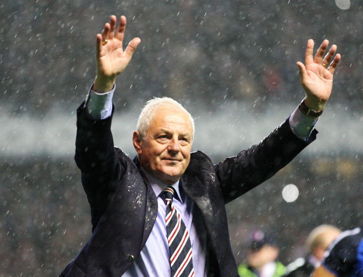 Walter Smith, the former Rangers, Everton and Scotland manager, dies aged 73
