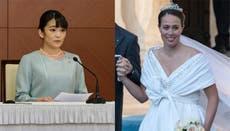 Princess Mako, Princess Nina and some of the best ever foreign royal wedding dresses