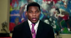 Republicans rally once again to support Herschel Walker