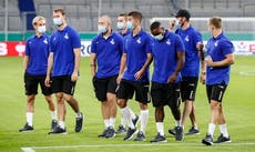 Vaccine uptake over 90% for soccer players, staff in Germany