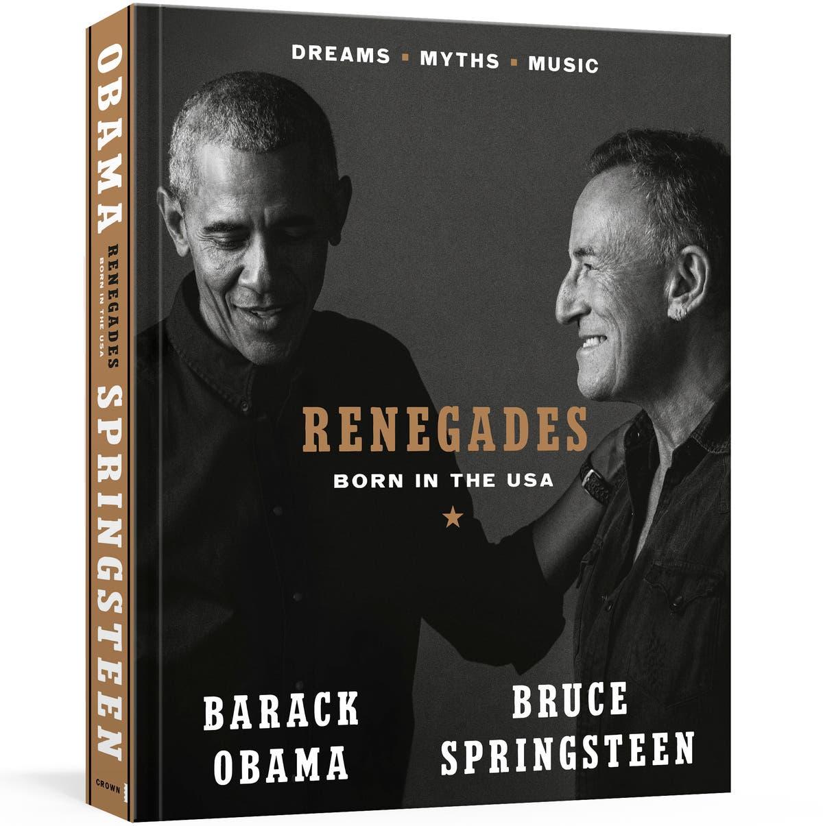 审查: Obama, Springsteen's 'Renegades' is smart, beautiful