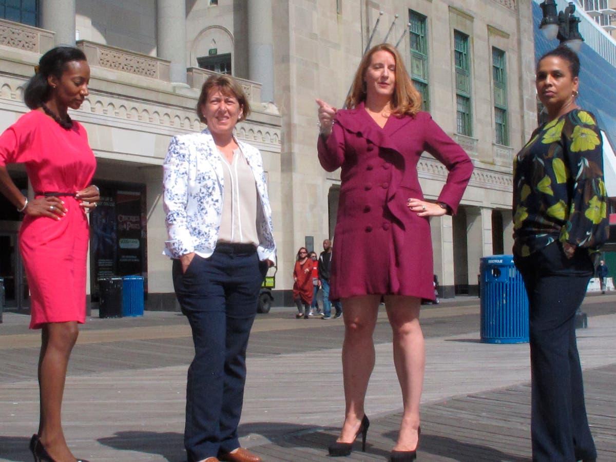 Women progress in US casinos but more advancement needed