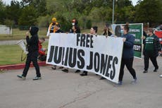 Julius Jones life 'dangling' in legal limbo as Oklahoma resumes executions