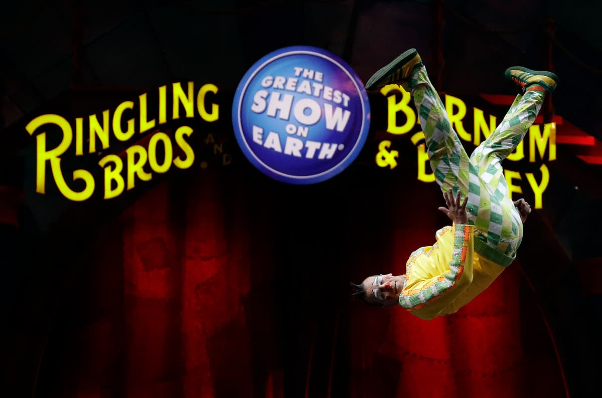 'Greatest Show On Earth' circus may return without animals