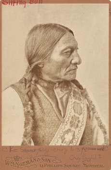 American man revealed to be Sitting Bull's great grandson via DNA test