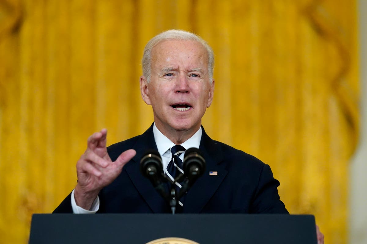 'We risk losing our edge' — Biden warns of consequences if 'historic framework' fails
