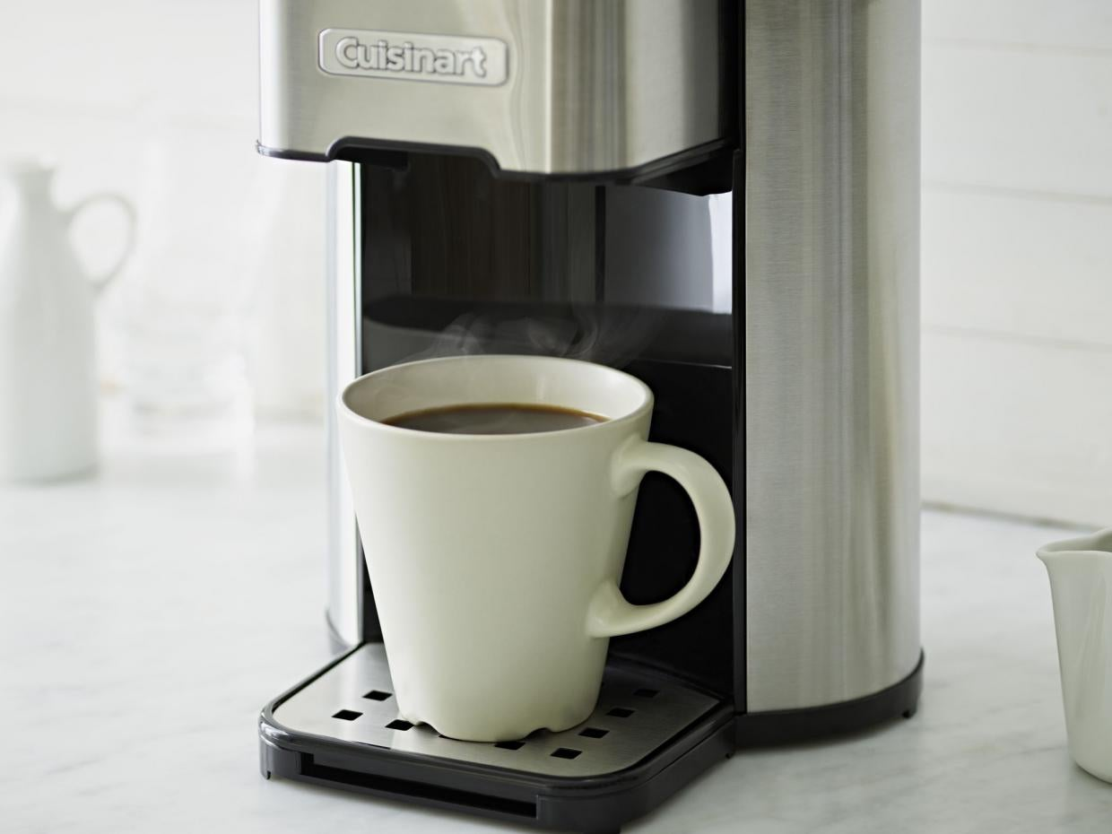 Image result for Cuisinart One Cup Grind and Brew