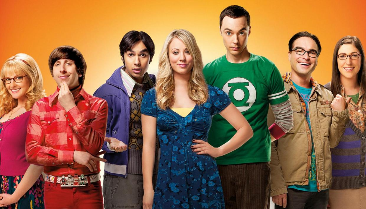 sitcoms best big bang theory