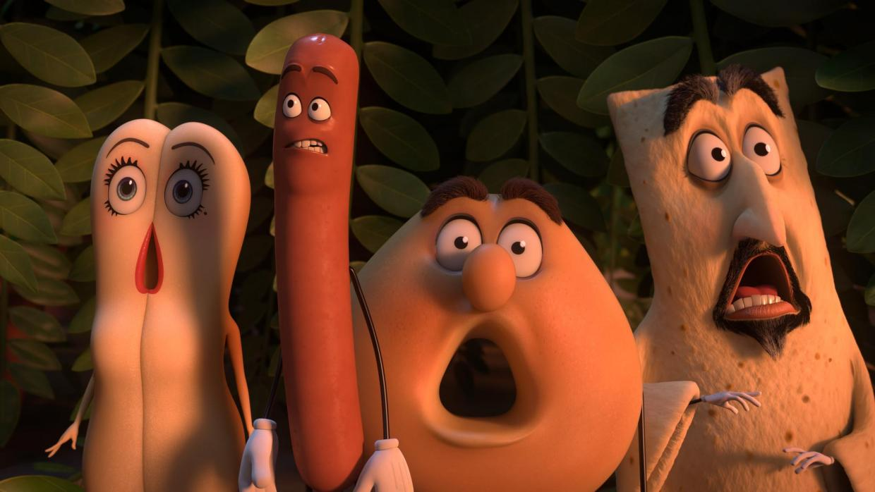New Movie: Sausage Party (Seth Rogen, James Franco, Jonah Hill) Animated Trailer