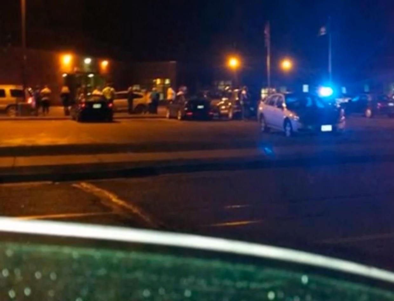 Suspect Antigo Wisconsin High School Prom Shooting