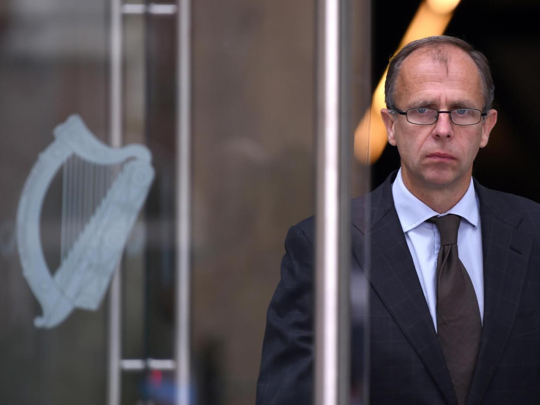 Ireland jails three top bankers