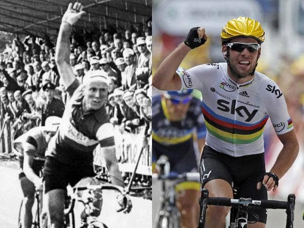 André Darrigade: 'I accept my fate. Cavendish is certain ...