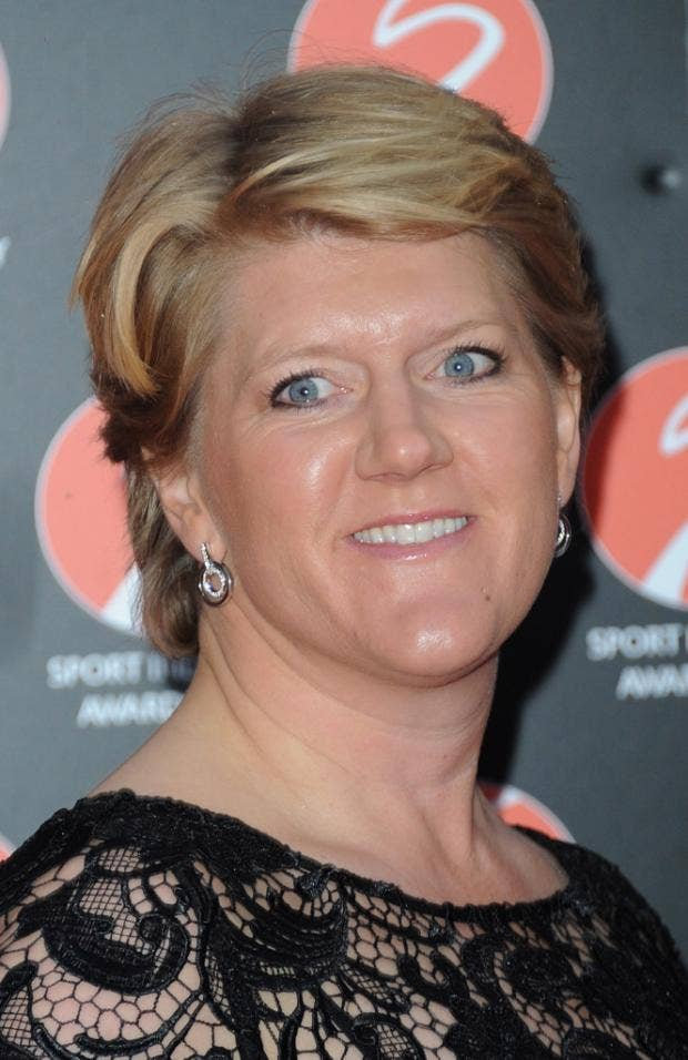 Clare Balding To Host Saturday Night TV Show The Independent