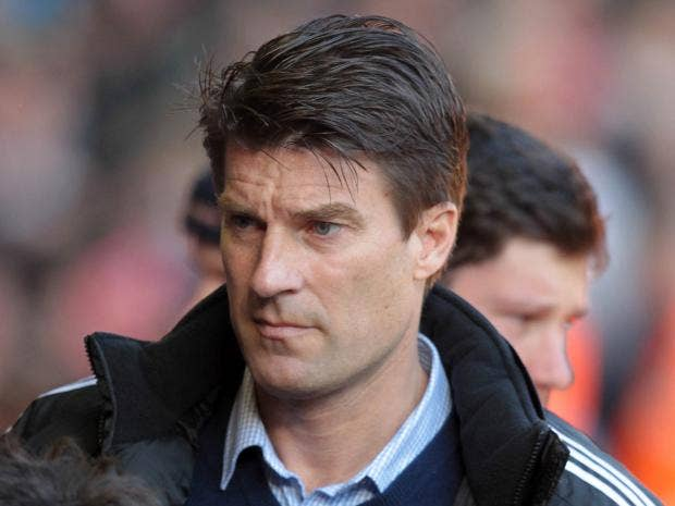 Michael Laudrup Hopeful Swansea Reach Europa League Group Stages  Eased Pressure