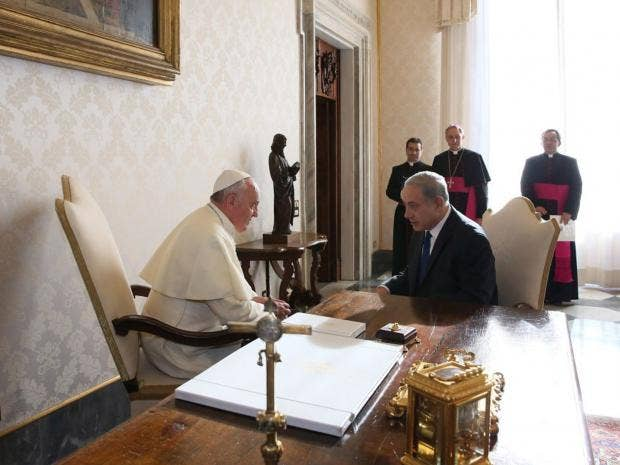 Pope-Netanyahu-GETTY.jpg