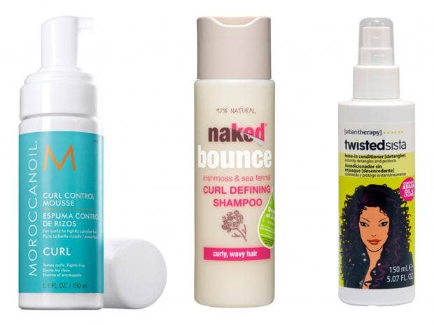 Natural Products To Straighten Curly Hair