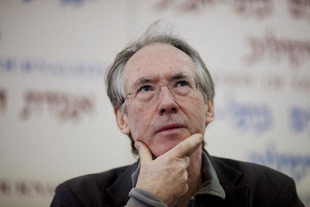 Ian McEwan Credit Uriel Sinai Getty Images.jpg