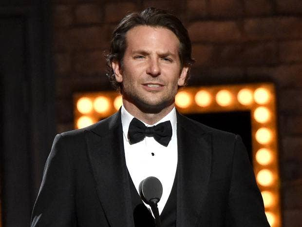 Bradley Cooper 'not expecting' backlash for attending DNC