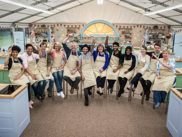 The Great British Bake Off Series 6 Preview Most