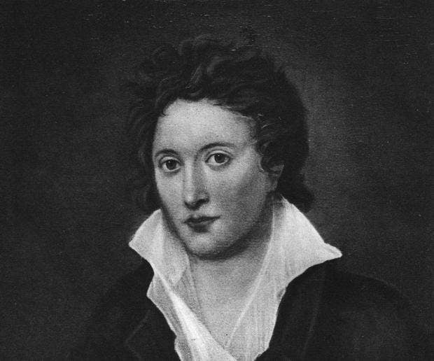 percy bysshe shelley essay on christianity England in 1819 - an old percy bysshe shelley was but this would have required his disavowing the pamphlet and declaring himself christian shelley.