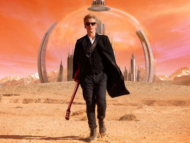Peter Capaldi confirms new Doctor Who companion