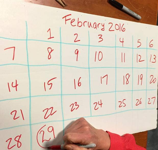 Leap Year 2016: Why 29 February only happens every four years