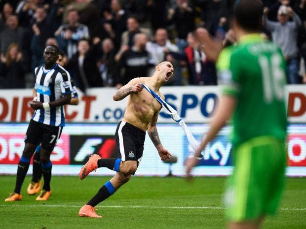 Newcastle United's Rafael Benitez looking for more after first point
