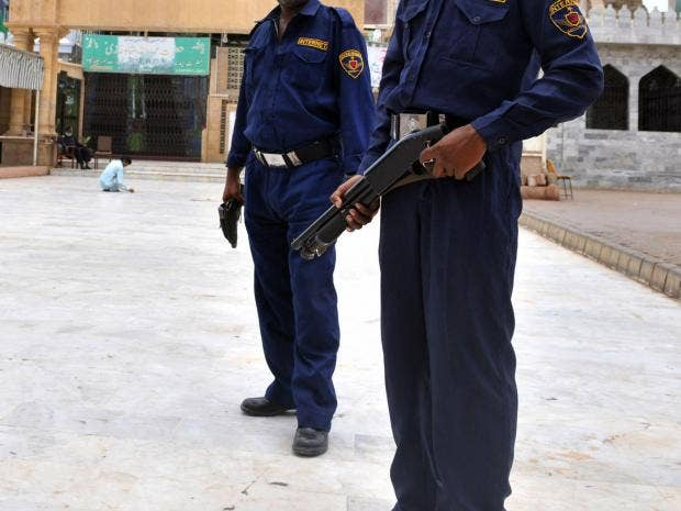 pakistan-security-guard