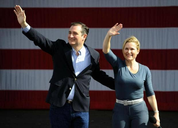 Donald Trump Threatens to Attack Heidi Cruz