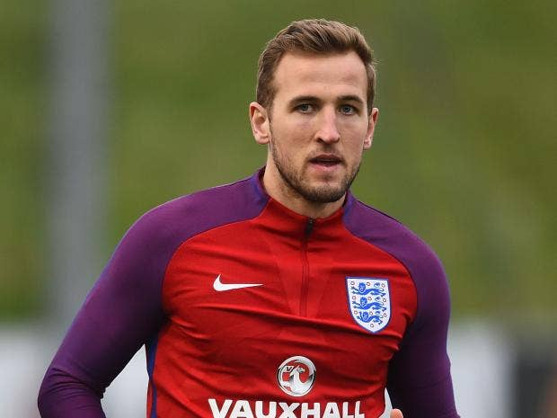 Harry Kane GETTY IMAGES