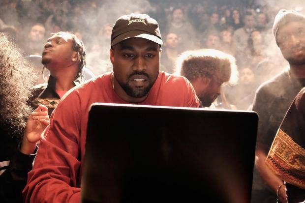Kanye West Drops New Song on Apple Music and Spotify