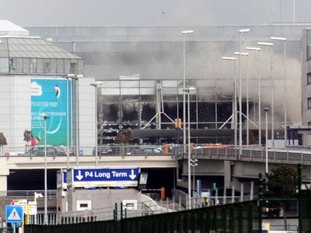 Third suspect in Brussels airport explosion identified