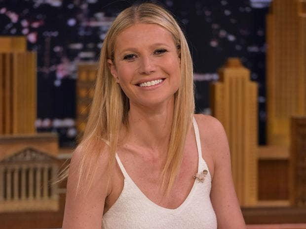 news people gwyneth paltrows website goop publishes advice warning against dairy condoms toxic