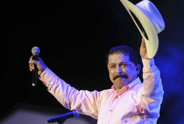 Emilio Navaira dead: Tejano music legend dies from massive heart attack aged 53