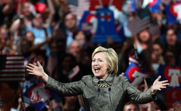 Hillary Clinton and Donald Trump win Washington's presidential primaries