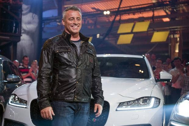 Matt LeBlanc 'not sure' if he'll return to 'Top Gear'