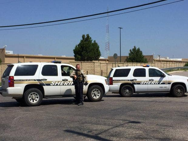 Shooting & Possible Hostage Situation At A Texas Walmart