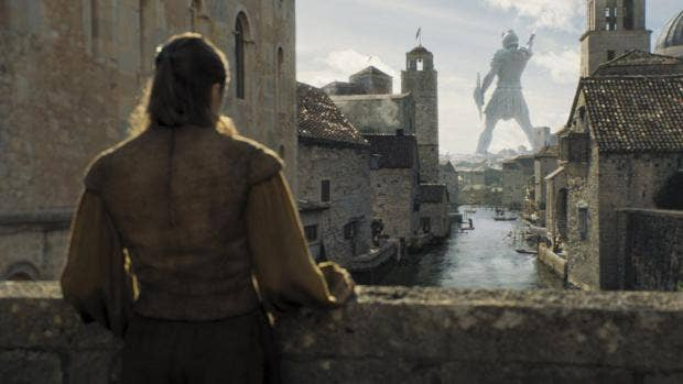 'Game Of Thrones' On Sunday Will Be The Biggest Episode Ever