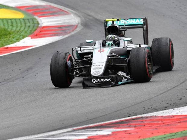 Rosberg would accept team orders at Mercedes