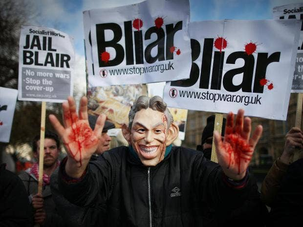 UK Labour MPs' Loyalty to Blair Divides Party After Chilcot Report