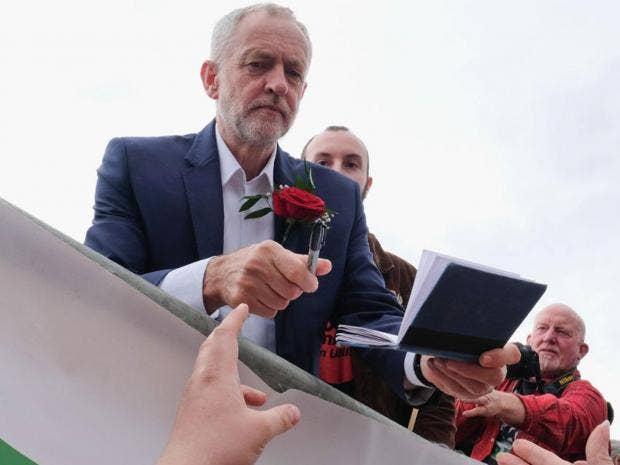 Merseyside MP challenging Jeremy Corbyn for Labour leadership